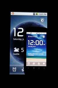 smartq-v7-nexus-one-clock-bright